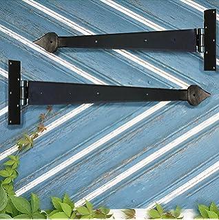 für Haustüren zur Türklinken Montage Stärke 8 x 8 mm Dorn 13 cm Länge
