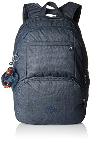 Kipling - HAHNEE - Mochila grande - Jeans True Blue - (Azul): Amazon.es: Equipaje