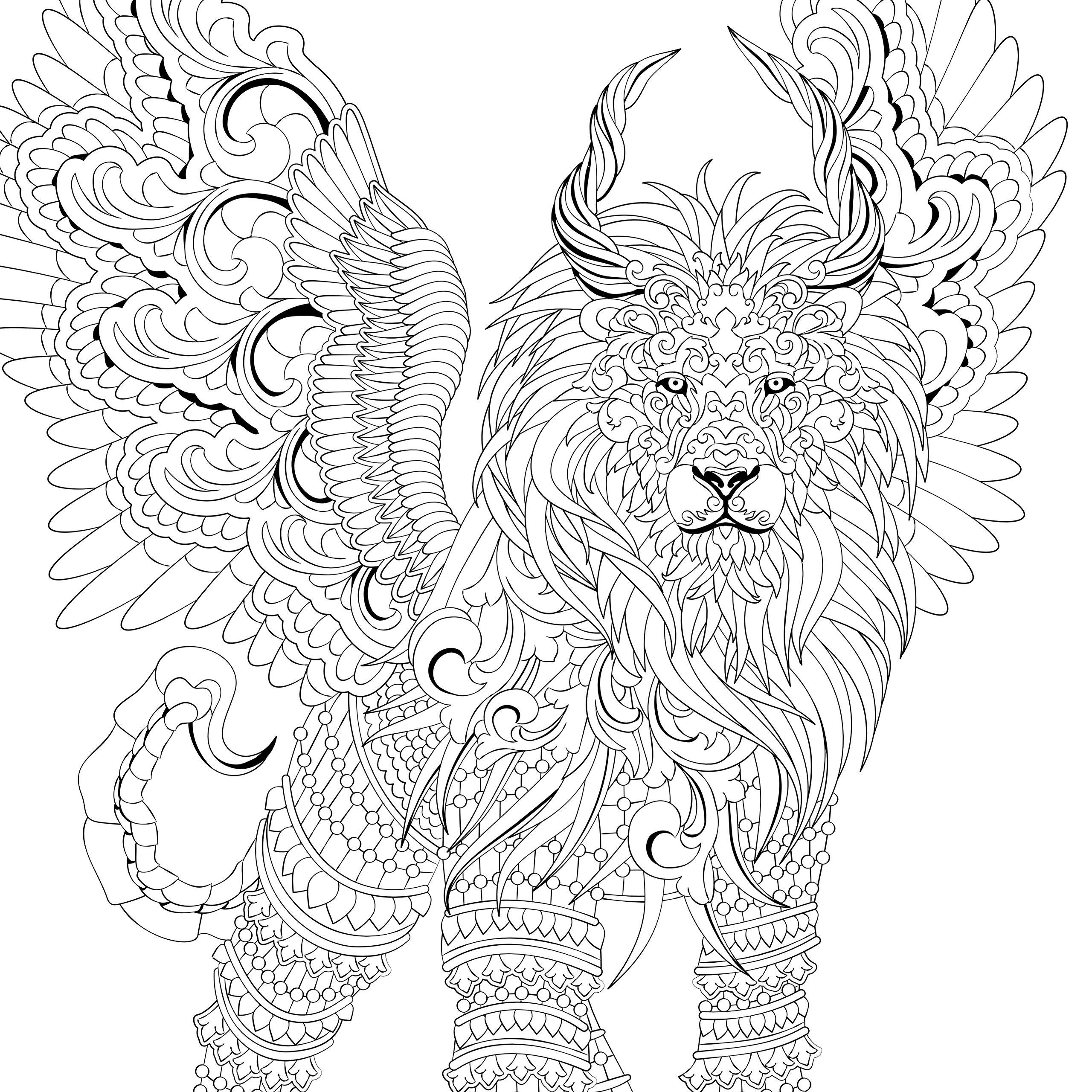 Amazon Mythologica Beasts To Color 9781438009520 Richard Merritt Sabine Reinhart Books