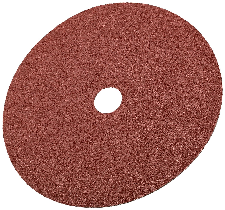 80 Grit Aluminum Oxide 9-1//8 Diameter 051144017621 Pack of 25 9-1//8 Diameter 3M Fibre Disc 381C