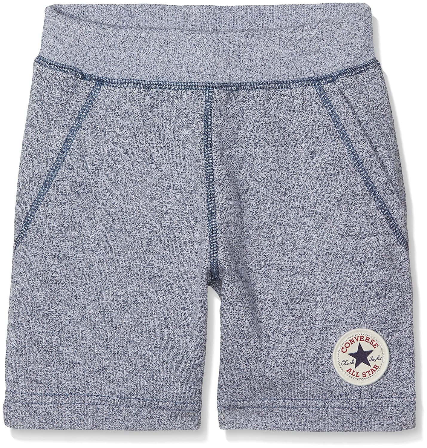 Converse Boy's Core French Terry Ctp Short