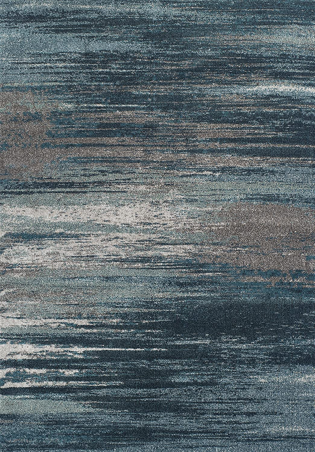 Amazon.com: Dalyn Rugs MG5993TE5X8 Modern Greys Rug, 5'3