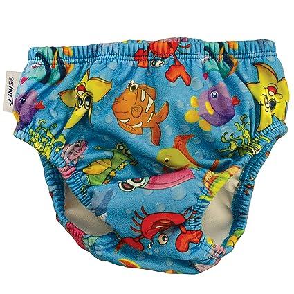 ffa554c58f Amazon.com: FINIS Swim Diaper: Sports & Outdoors