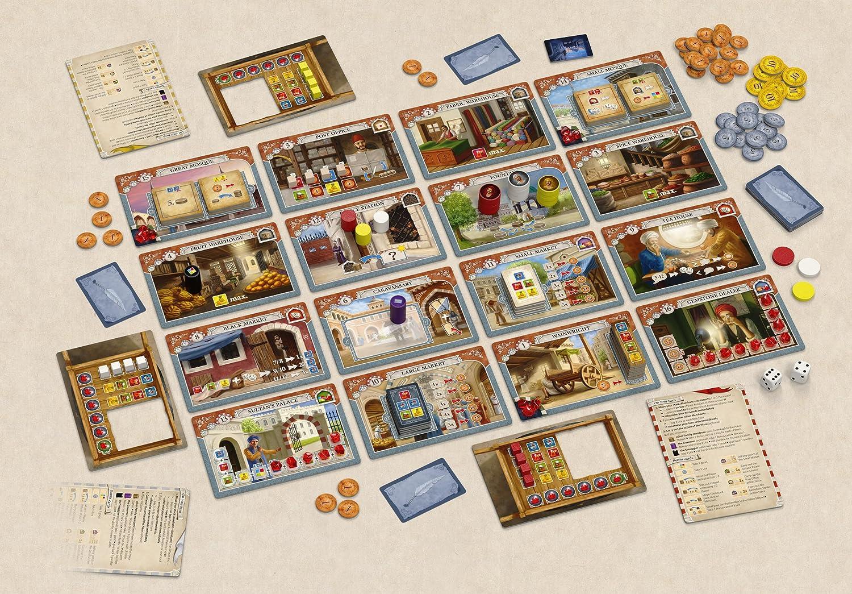 Resultado de imagem para istanbul board game