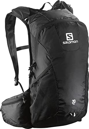Salomon Trail 20 Lightweight Hiking Travel Outdoor Daypack Backpack Bag