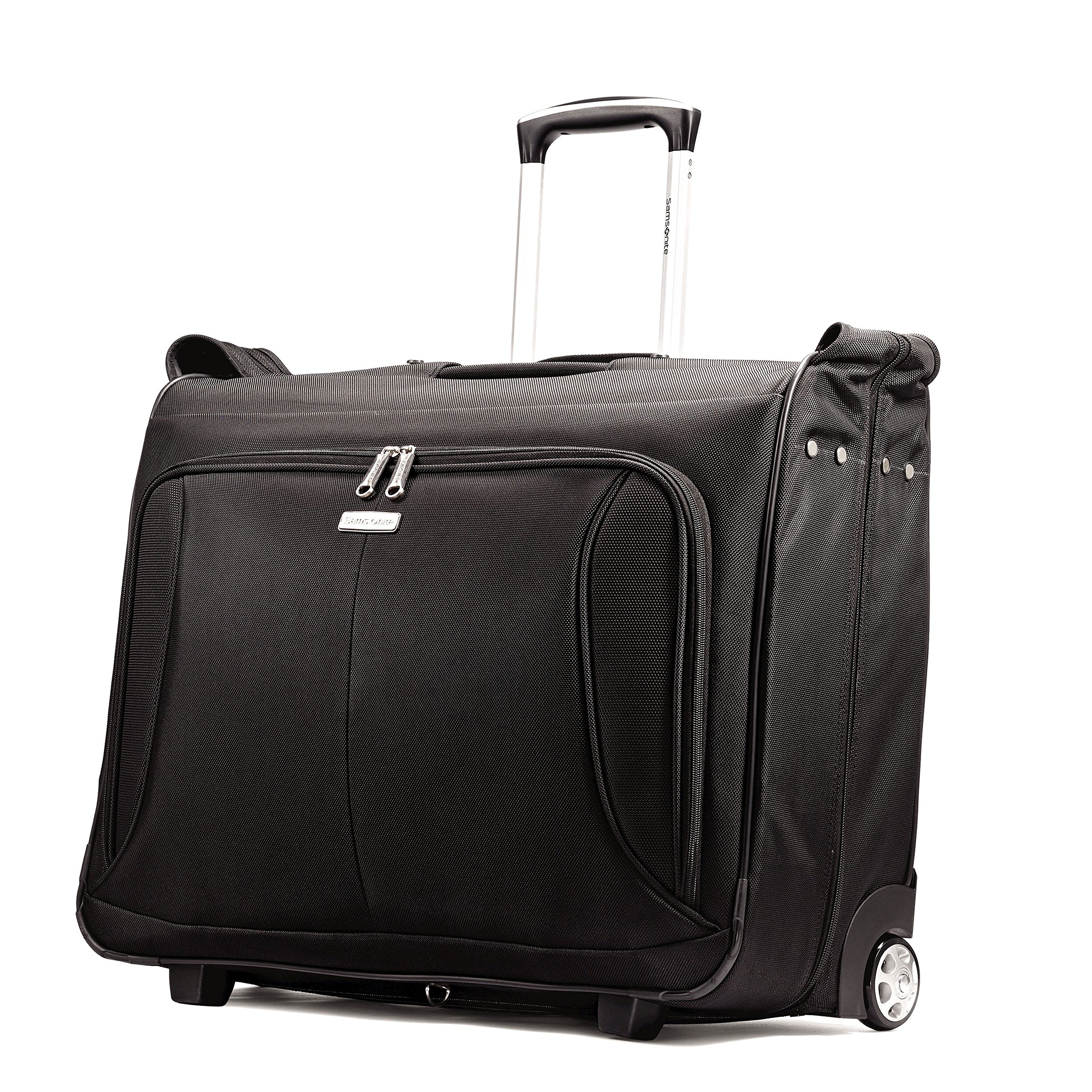 Samsonite Aspire Xlite Wheeled Garment Bag, Black by Samsonite
