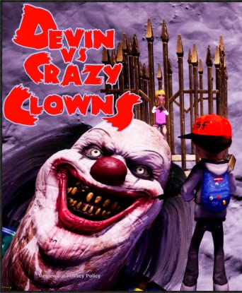 Devin Vs Crazy Clowns Download Amazonde Games