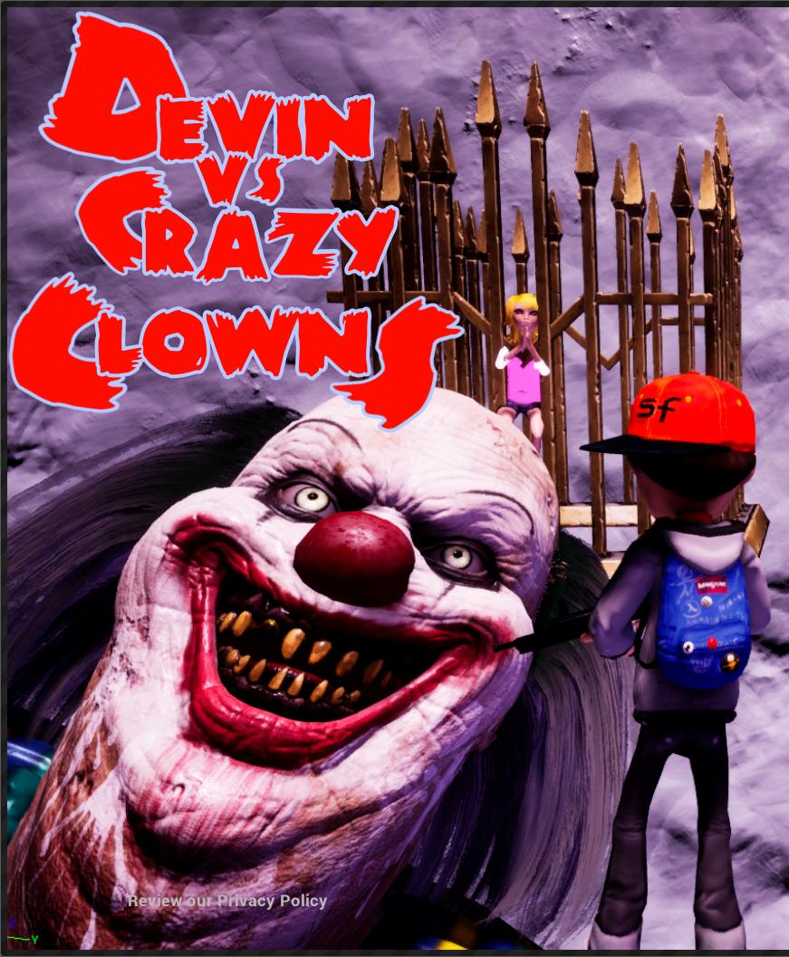 Devin Vs Crazy Clowns  Download