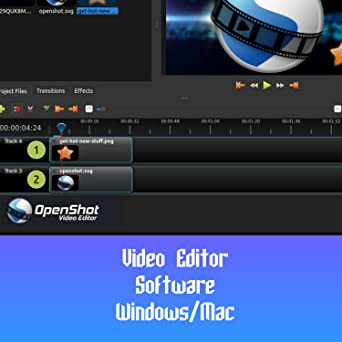 Amazon com: Video Editor Editing Movie Maker Software Mac or PC
