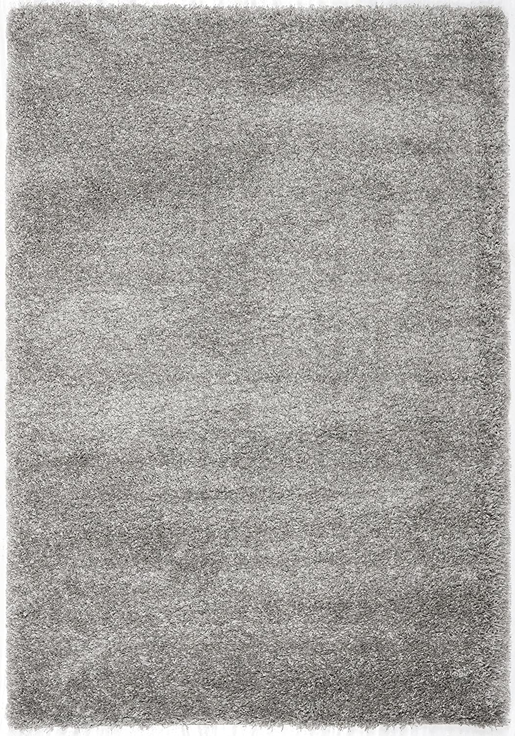 amazoncom safavieh california shag collection 4 x 6 area rug silver home improvement california shag black 4 ft