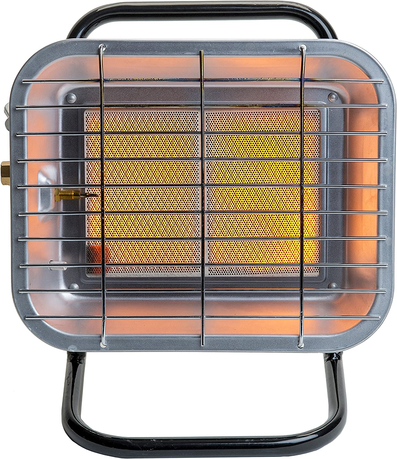 Thermablaster 15,000 BTU Infrared Portable Heater, Black