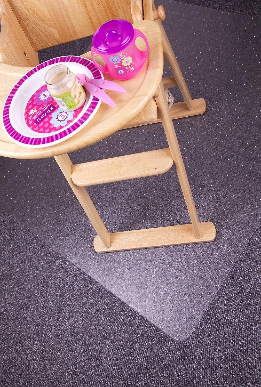floortex ultimat polycarbonate chair mat for plush pile carpets. floortex ultimat polycarbonate chair mat for plush pile carpets over 12mm thick, 119cm x 89cm, rectangular, clear (fc118927er): amazon.co.uk: kitchen \u0026 home e