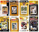 C&I Collectables MLB Pittsburgh Pirates Men's 8