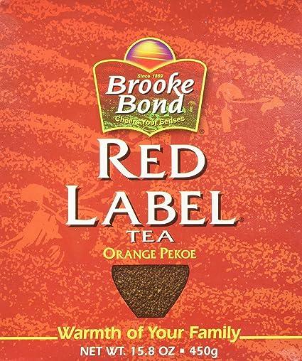 Brooke Bond Red Label Tea - 450g