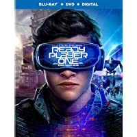 Ready Player One (Bilingual) [Blu-Ray + DVD + Digital]