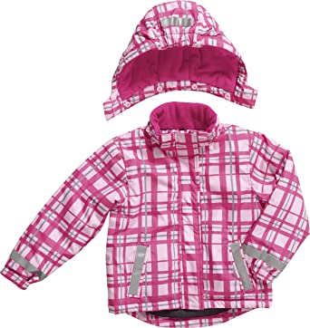 Playshoes Girls Waterproof and Breathable Overall Ski and Snowboarding
