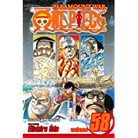"""One Piece, Vol. 58: The Name of This Era Is """"Whitebeard"""" (One Piece Graphic Novel)"""