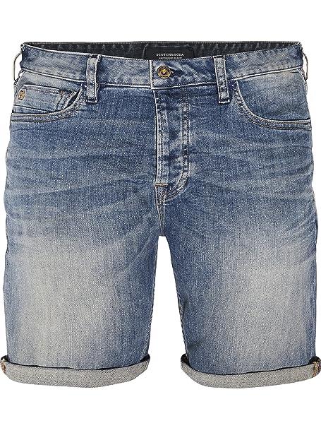 Hombre 31 Cortos Pantalones Azul Ralston Scotch Shorts Para 62000 Iq0qzx