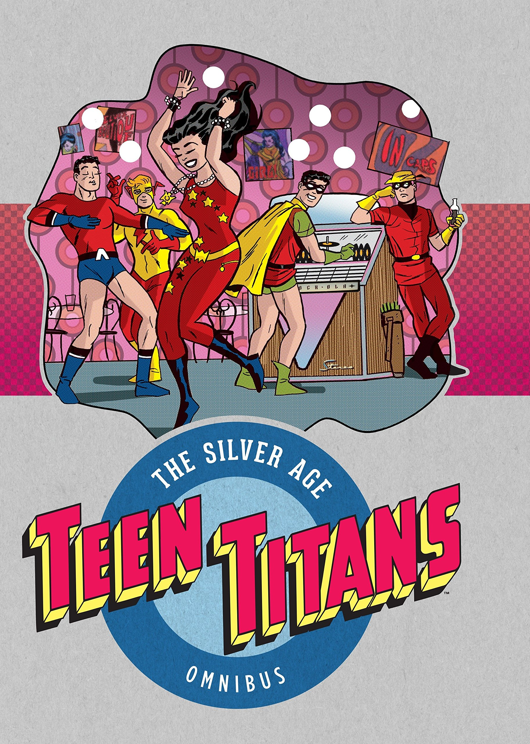 Teen Titans: The Silver Age Omnibus