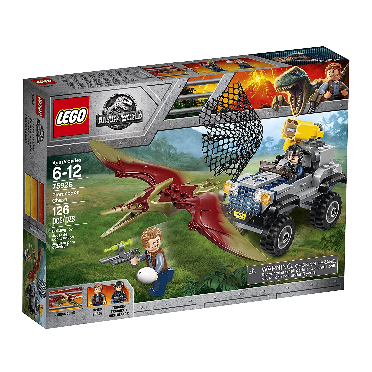 Top 9 Best Lego Jurassic Park Sets Reviews in 2020 5
