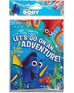 American Greetings Finding Dory Invite and Thank-You Combo Pack (8 Count)