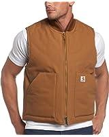 Carhartt Men's Big & Tall Arctic-Quilt Lined Duck Vest