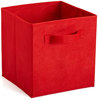 Exceptionnel ClosetMaid 5432 Cubeicals Fabric Drawer, Red