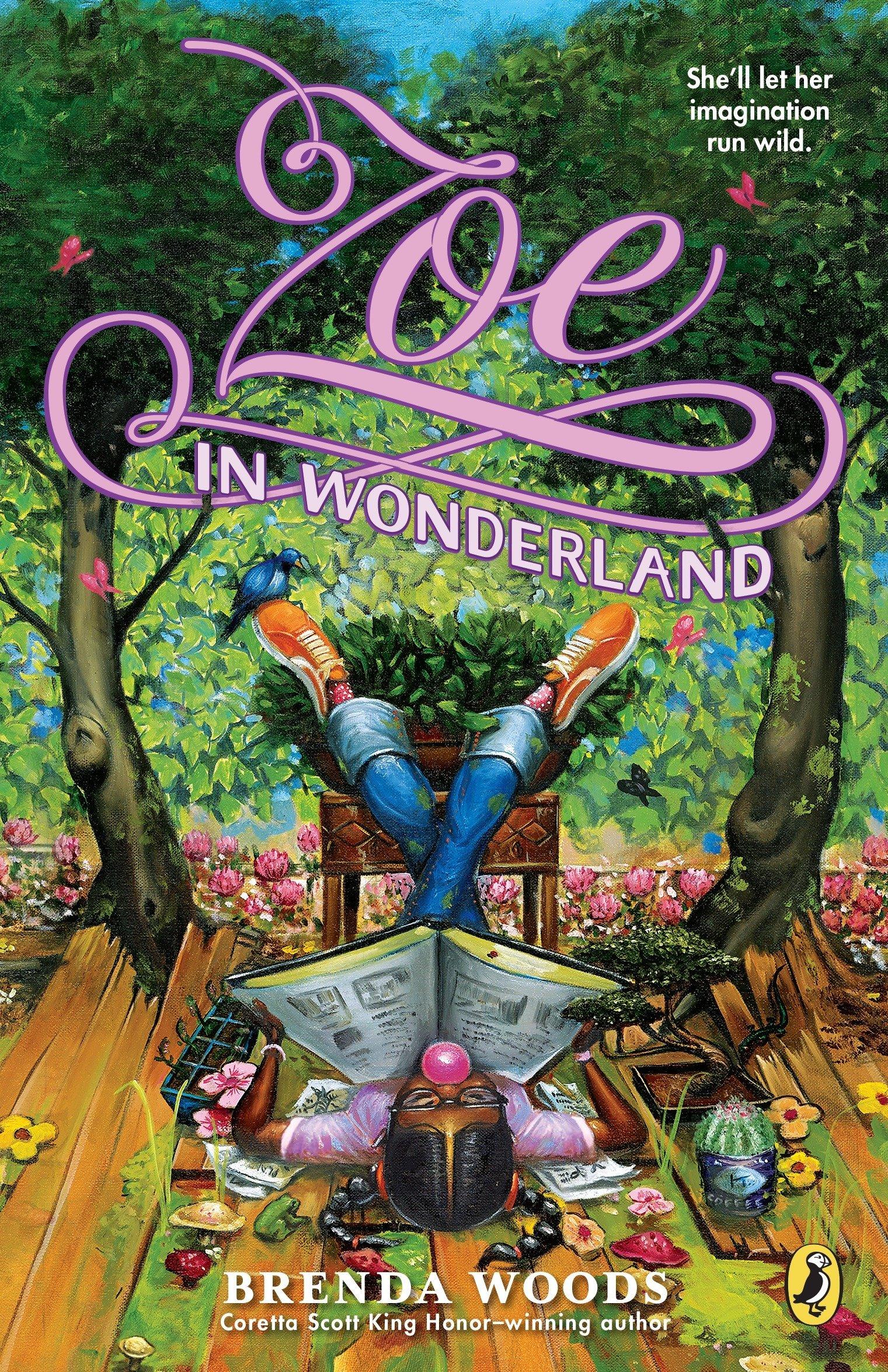 Zoe In Wonderland Woods Brenda 9780425288917 Amazon Com Books