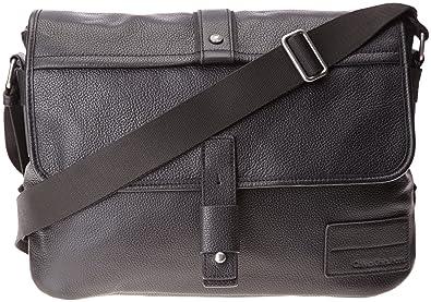 Noir999 Hardamp; Klein Calvin Messenger HeaSac Jeans Bandoulière thsrCxQdB