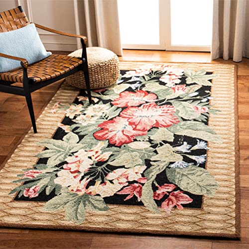 Reviewed: Safavieh Chelsea Collection HK301A Hand-Hooked French Country Wool Area Rug