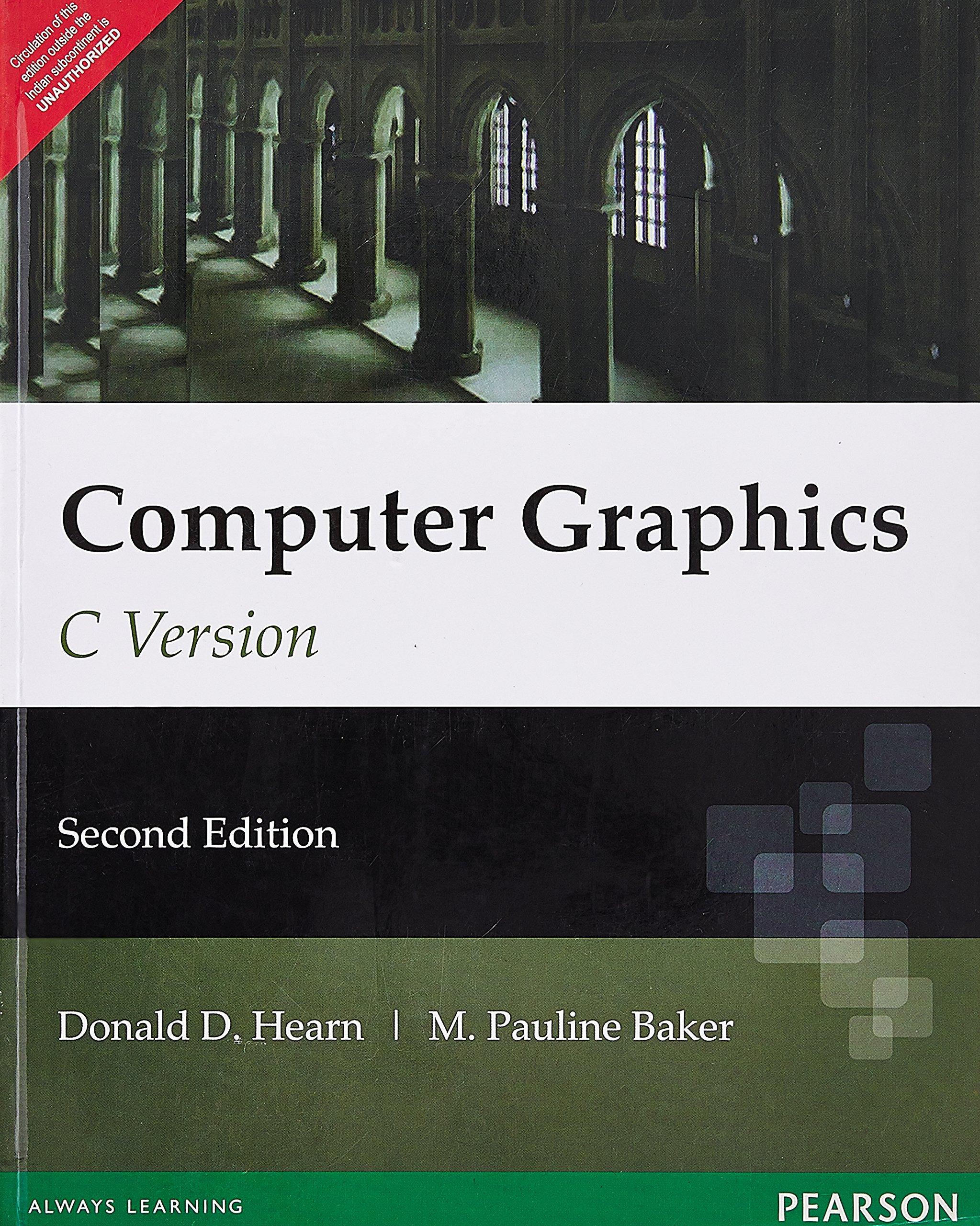 Hearn And Baker Computer Graphics Pdf