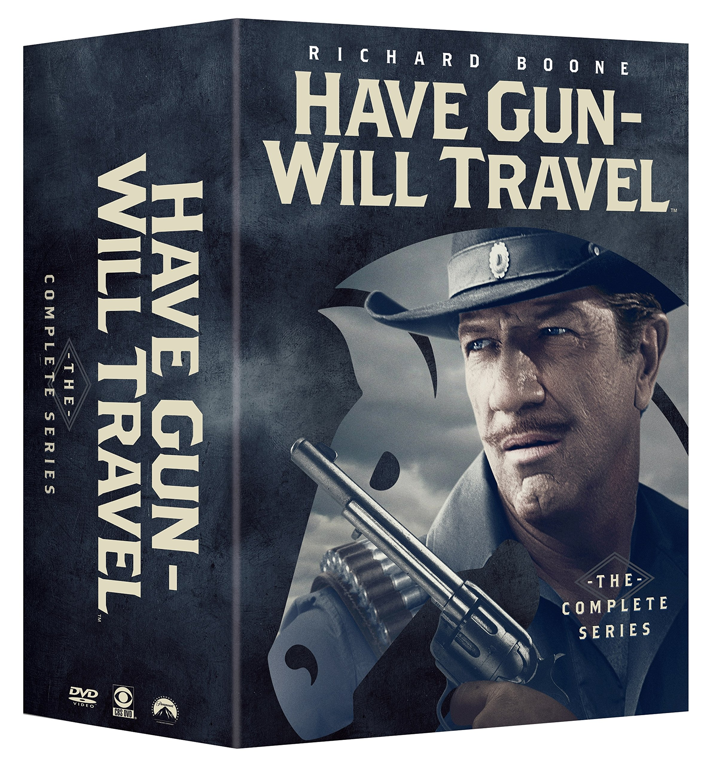 Have Gun Will Travel: The Complete Series by Paramount Home Entertainment