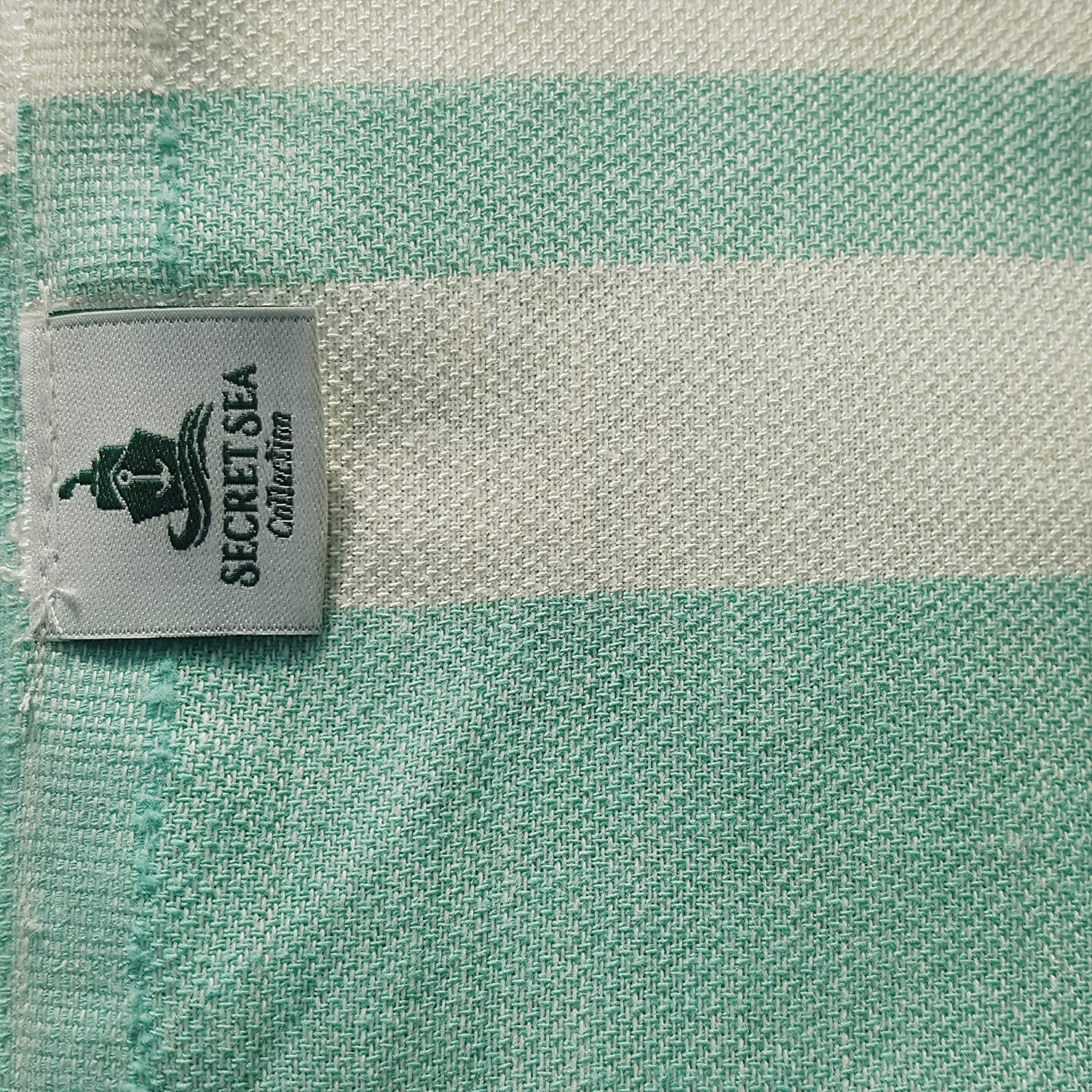 Perfect for Pool Yoga Secret Sea Collection 70 x 35 inches Spa Super Soft Fitness Bath Towel /& Peshtemal Gym Water Green Water Green Bamboo Beach Towel Babycare Travel 70/'/' x 35/'/' inches