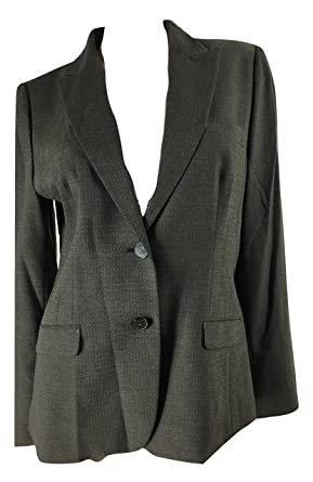 Elie Tahari Women S Kimberly Stretch Virgin Wool Suit Jacket In
