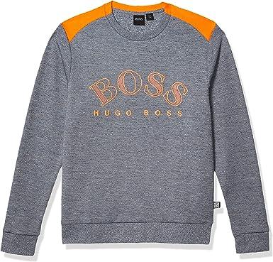 Hugo Boss Mens Sweatshirt Sweater
