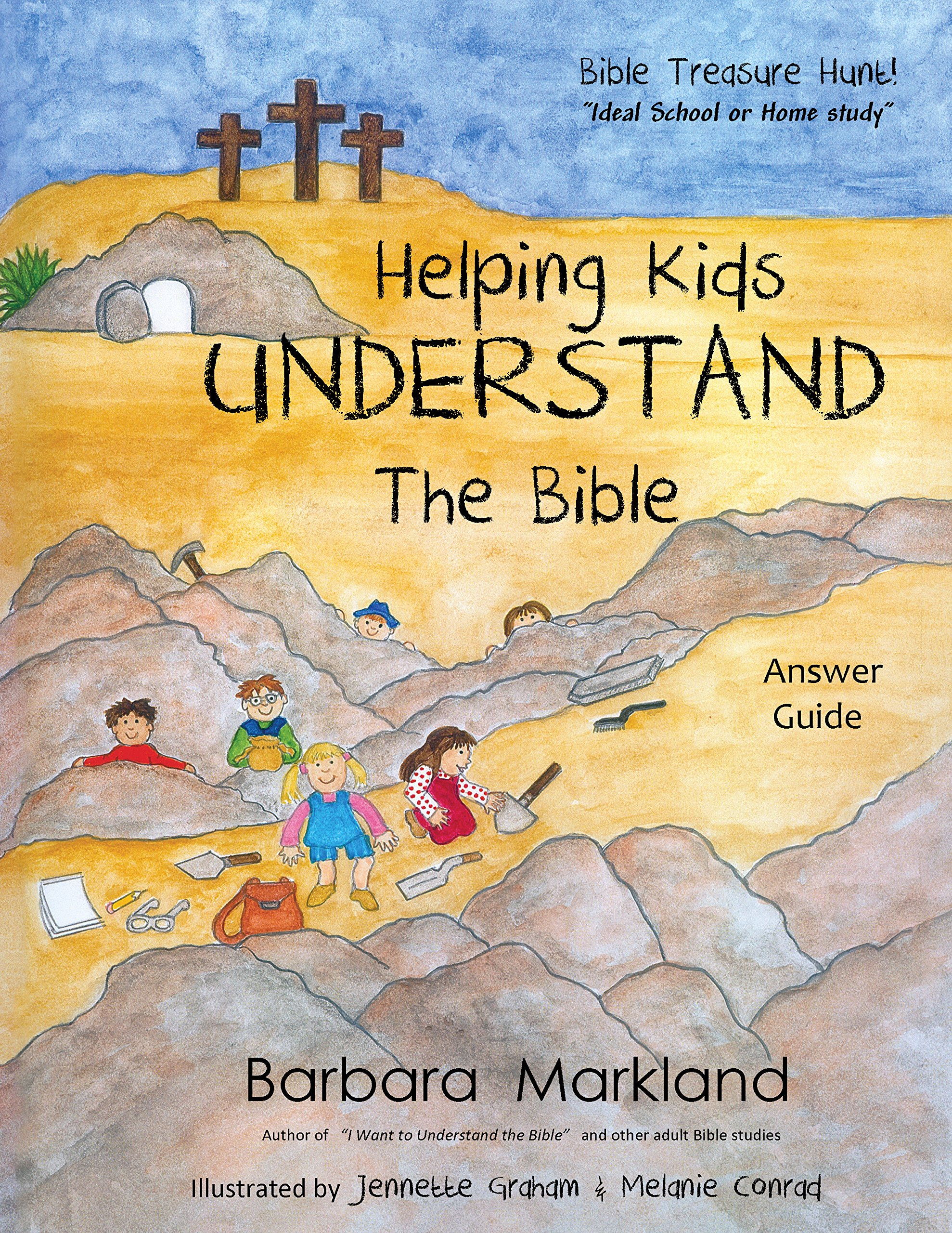 helping kids understand the bible treasure hunt bible study for