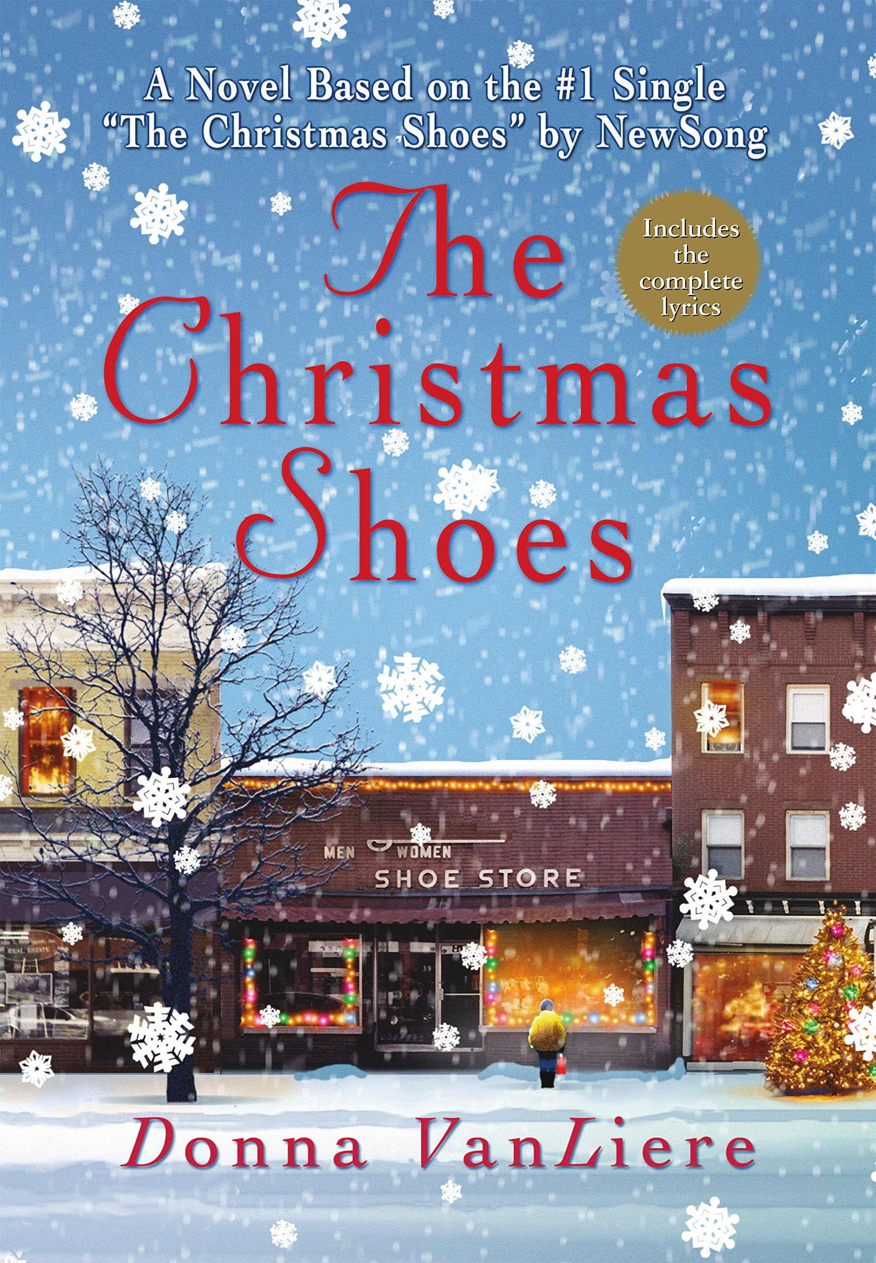 The Christmas Shoes (Christmas Hope Series #1): Donna VanLiere ...