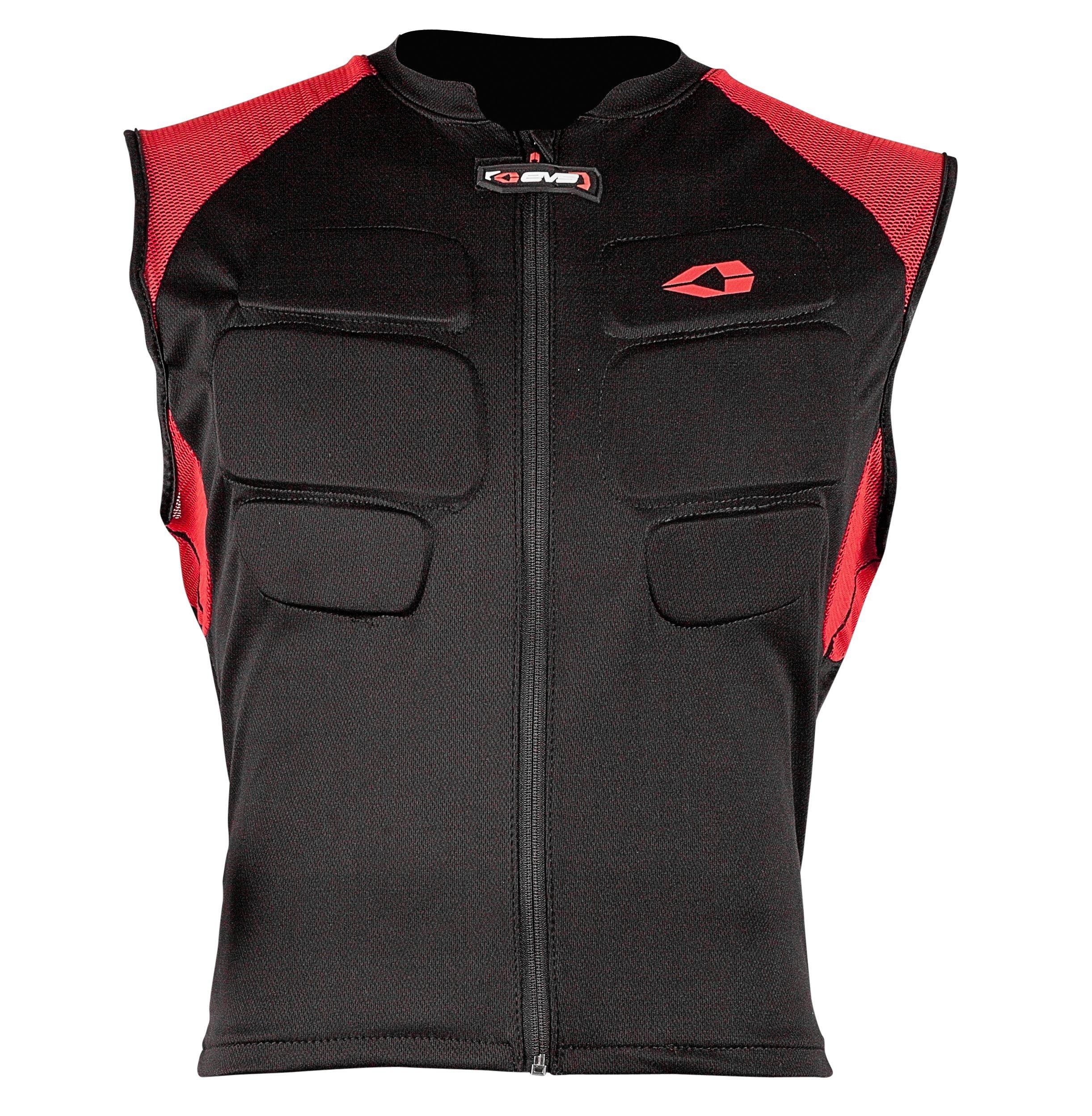 EVS Sports 512103-0104 Comp Vest (Black, Large/X-Large)