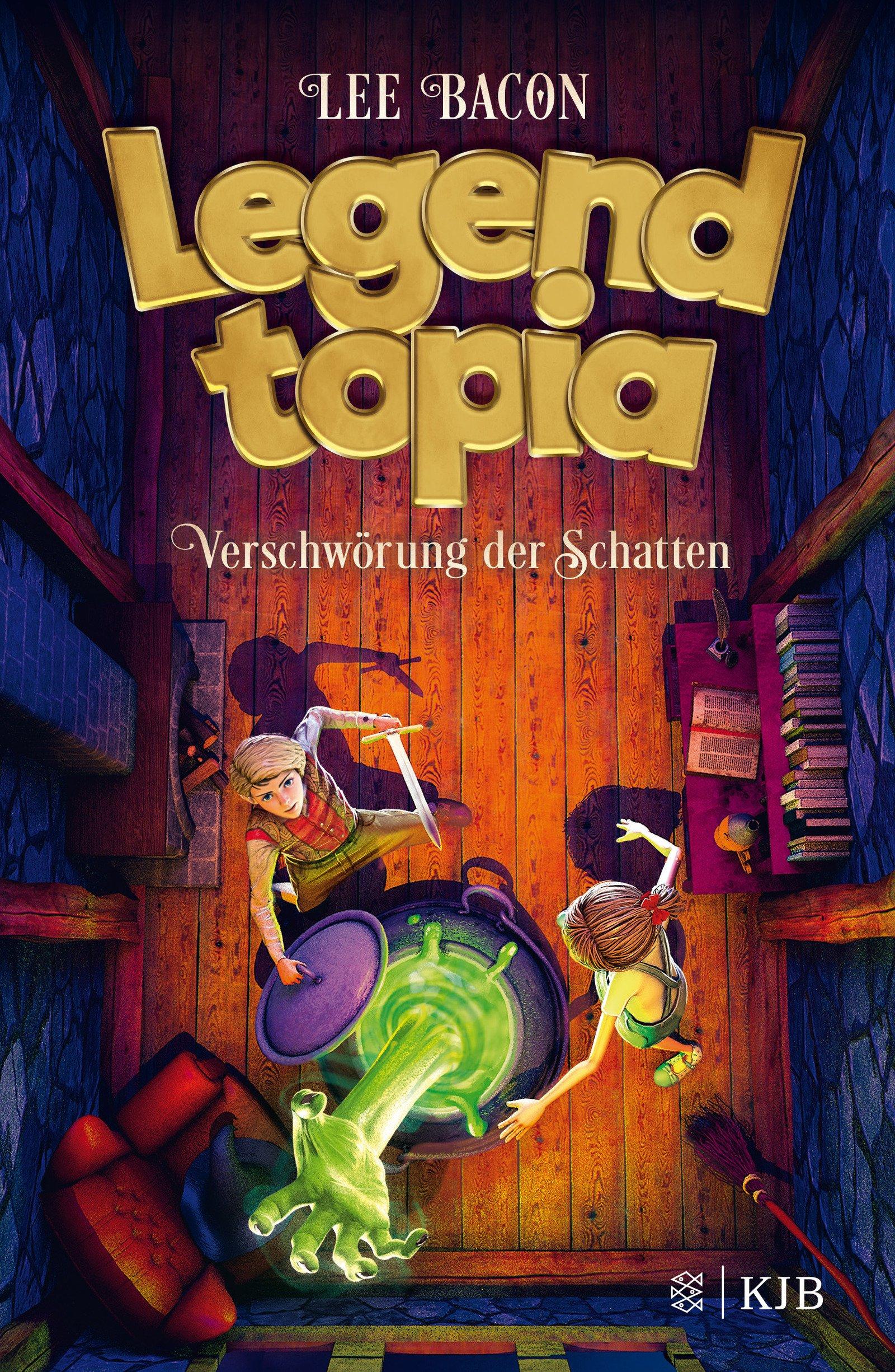 Legendtopia – Verschwörung der Schatten