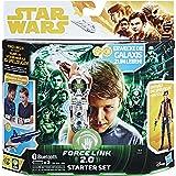 Hasbro Star Wars E0322100 Star Wars Han Solo Film FORCE LINK 2.0 Starterset, Jungen
