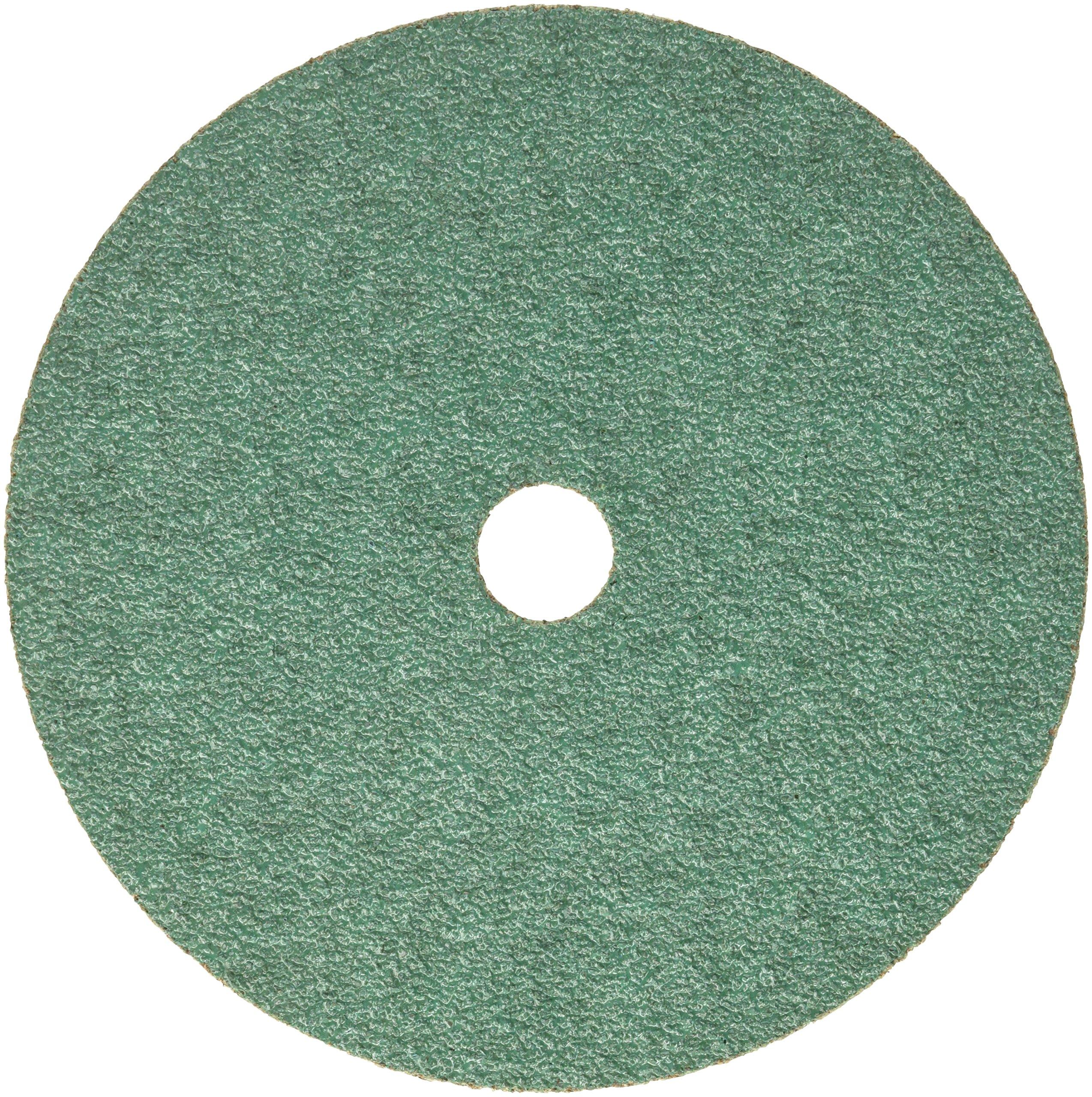 Sunmight 72402 1 Pack 7'' Alumina Zirconia Fibre Disc (Sundisc Grit 36) by Sunmight