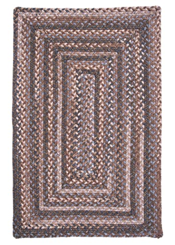 Gloucester Rectangle Area Rug, 4 by 6-Feet, Cashew