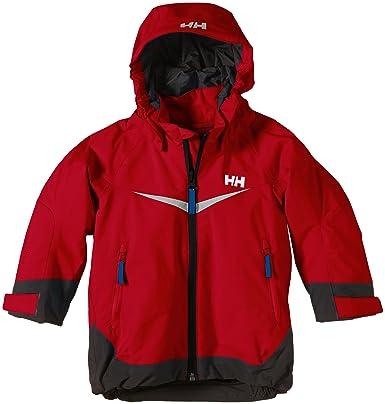 online store 761b2 7e47d Helly Hansen Kinder Jacke K Shelter Jacket