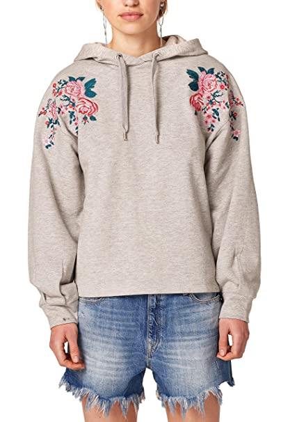 edc by ESPRIT Damen Sweatshirt  Amazon.de  Bekleidung 398c168d6d