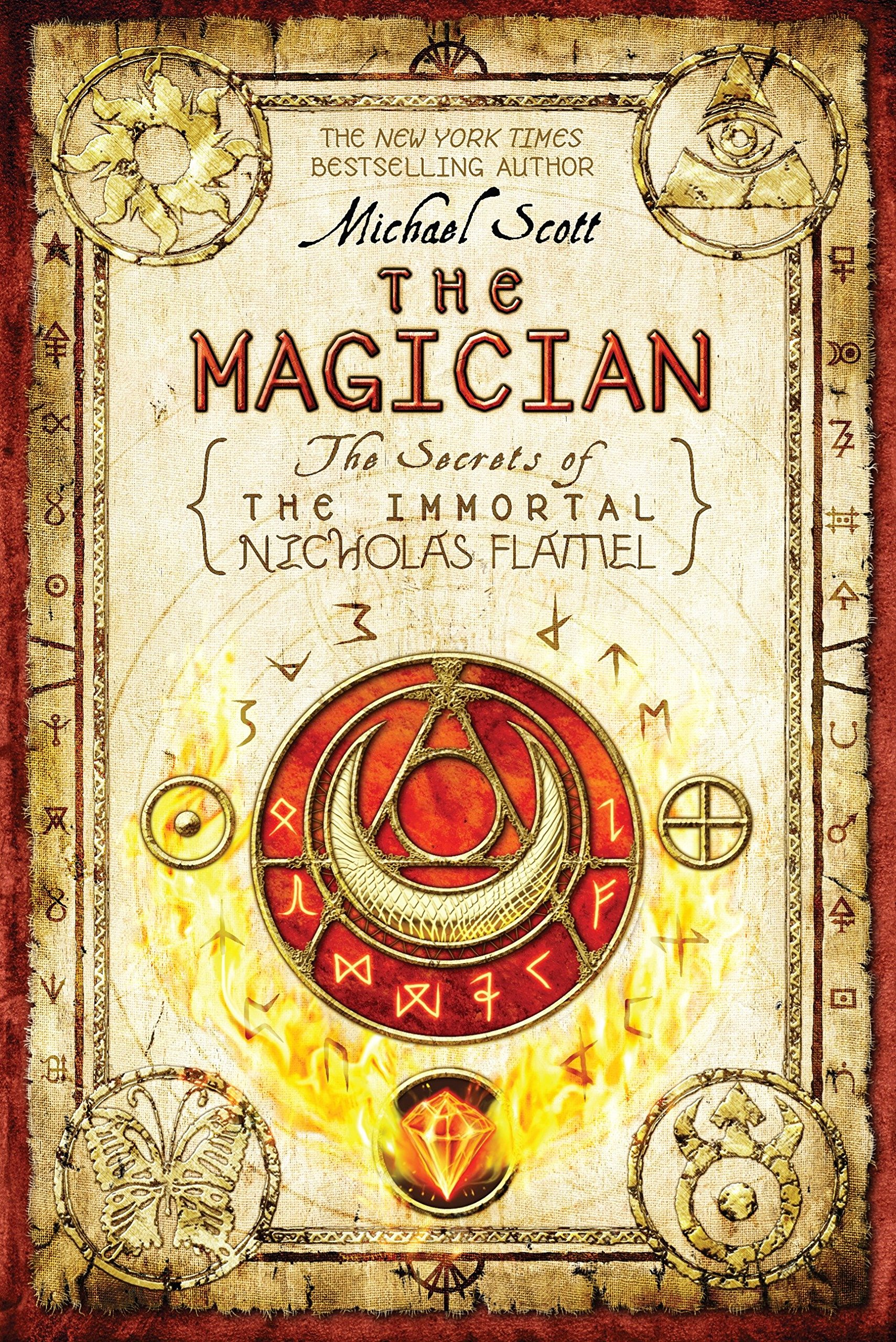 Download The Magician (The Secrets of the Immortal Nicholas Flamel #2) PDF