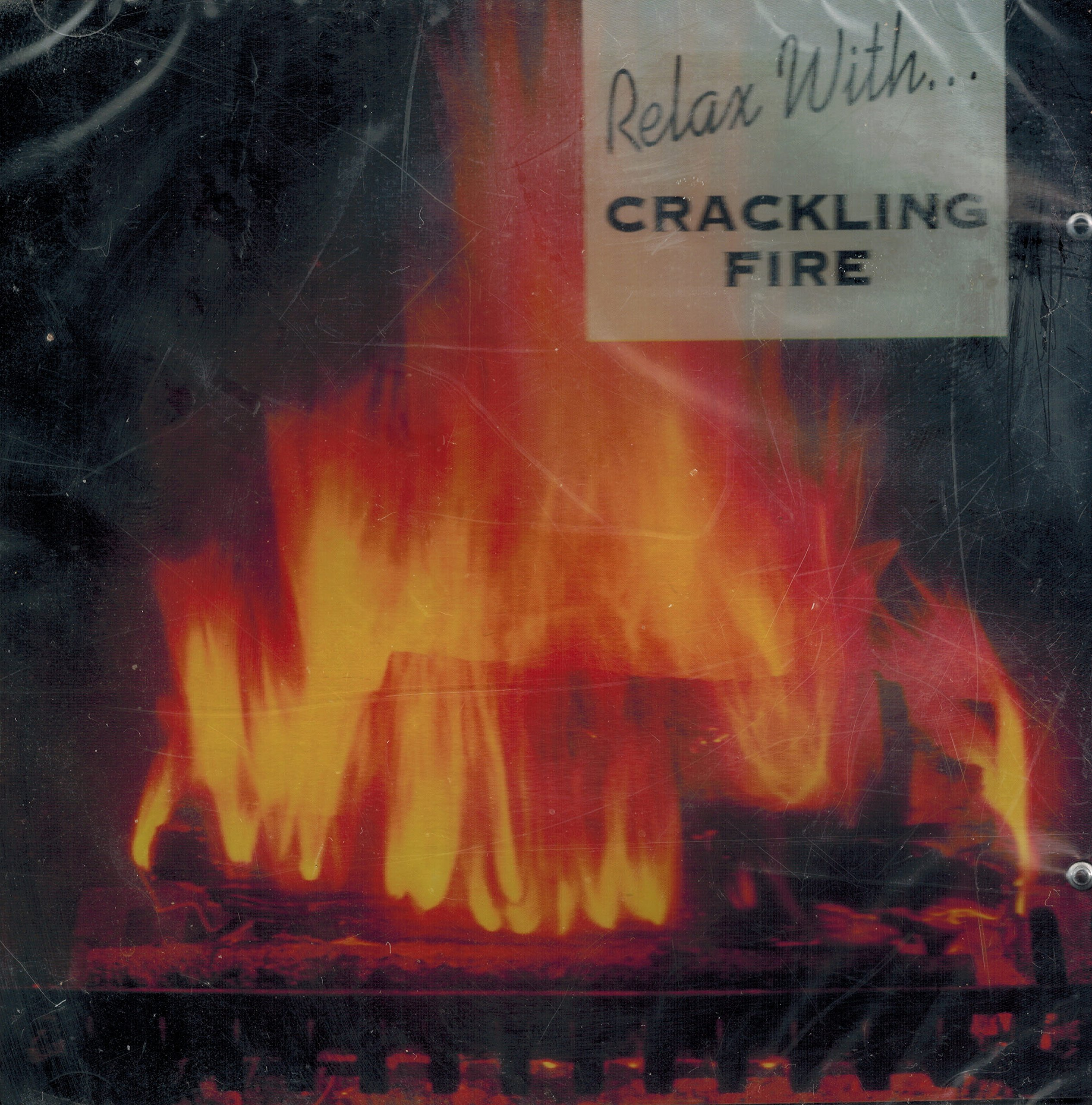 Relax With Crackling Fire by