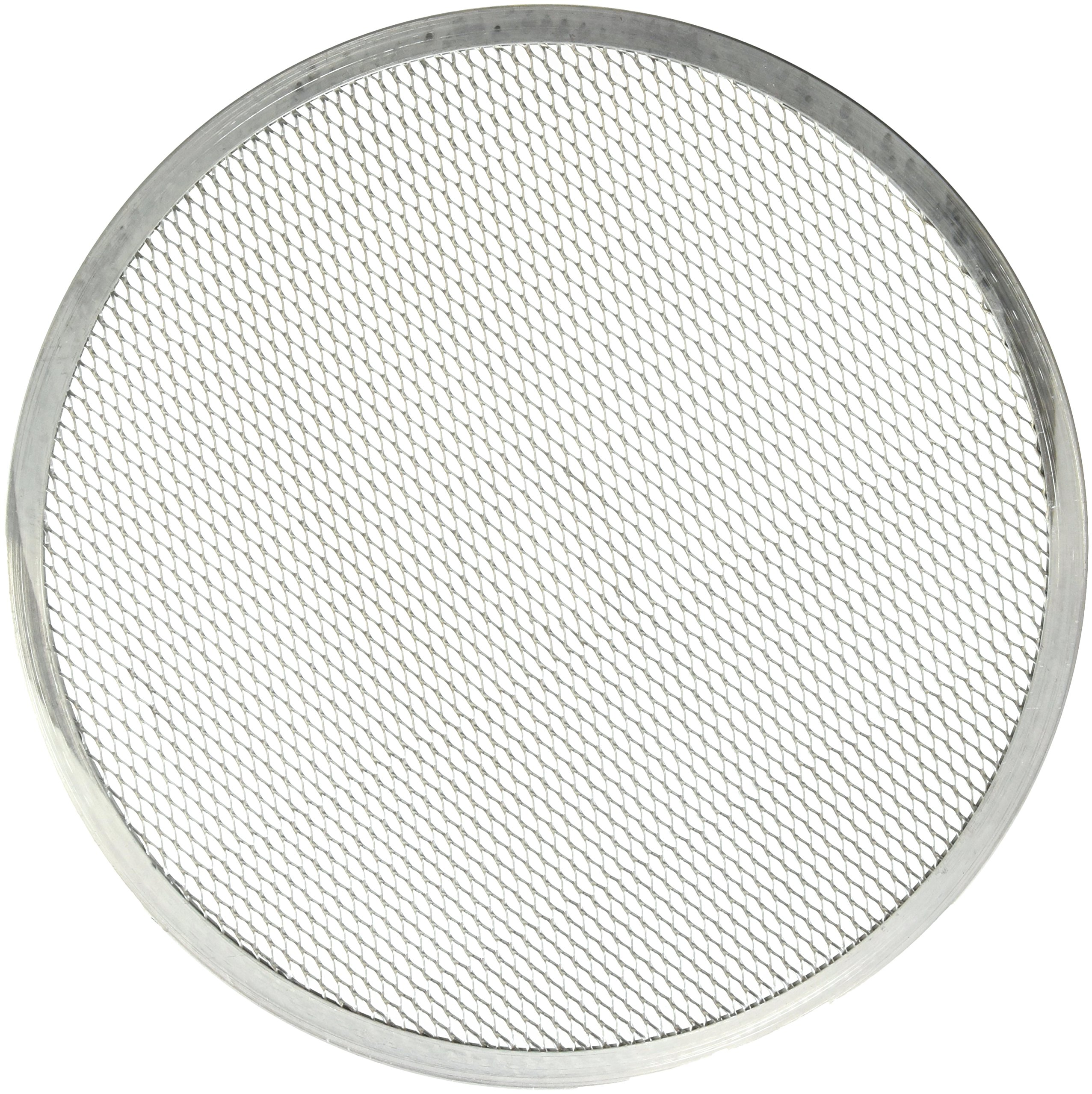 American Metalcraft 18715 Pizza Pans, 15.05'' Length, 15'' Width, Silver