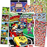 Mickey Mouse Coloring Book Set with Mickey Mouse Stickers (Mickey Set)