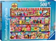 Ravensburger The Sweet Shop 500pc Jigsaw Puzzle