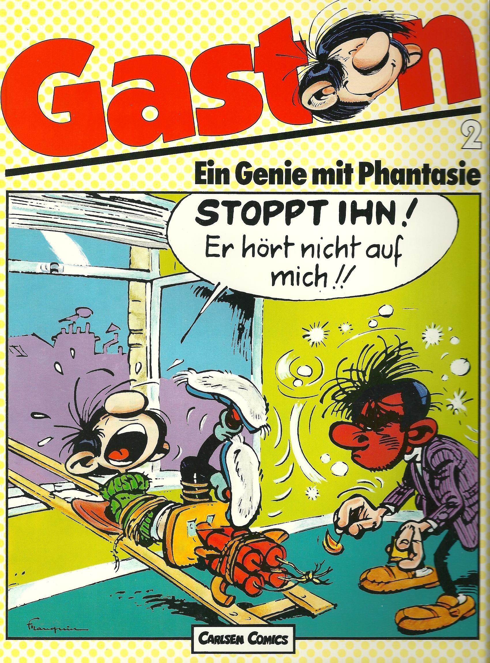 Ein Genie mit Phantasie (Gaston)
